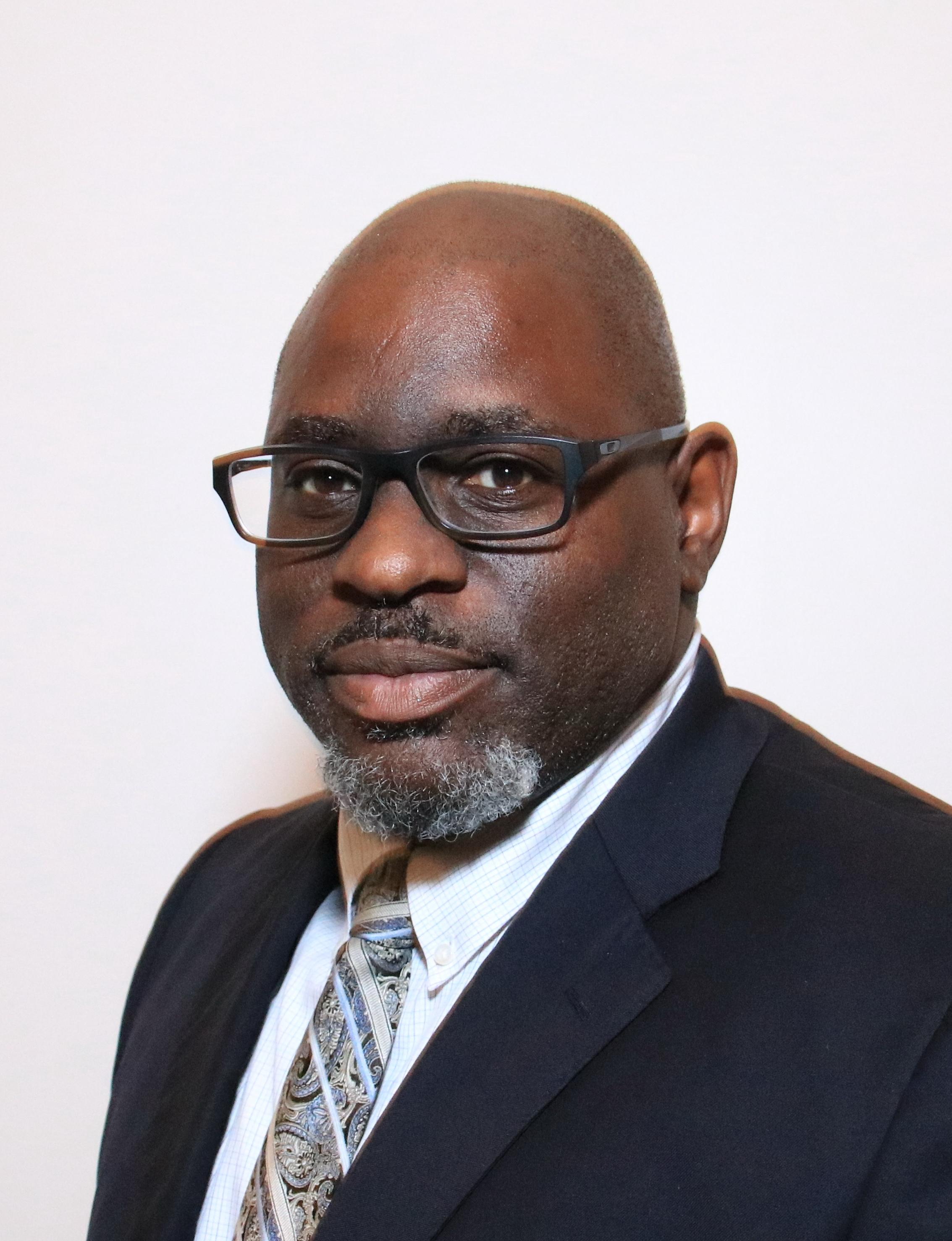 Cedric Hall : LCBAF Director