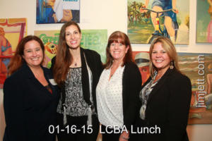 1-16-15 LCBA CLE and Luncheon